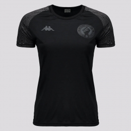 Camiseta Kappa Respeito e Igualdade Vasco da Gama 2021 - Feminina
