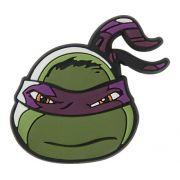 CÓPIA -  Jibbitz Crocs Tartaruga Ninja Donatello - Original