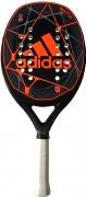 Raquete Beach Tennis Adidas Match - Preto / Laranja