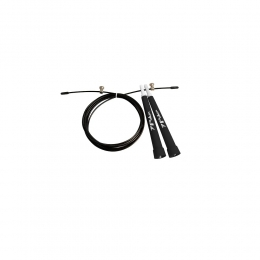 Corda de Pular Poker Speed Rope Crossfit com cabo de Aço