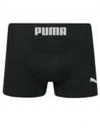 Cueca Long Boxer Puma Sem Costura - Preto