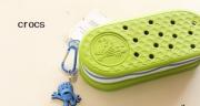 Estojo Crocs Verde\Azul - Original
