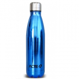 Garrafa Térmica ACTE  500 ML - Azul