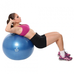 GYM BALL Acte 65CM Azul – T9