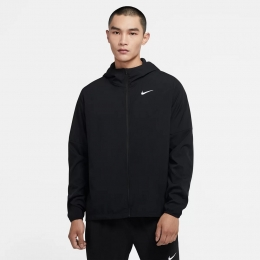 Jaqueta Nike Run Stripe Masculina - Preto