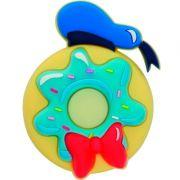 Jibbitz Broche donuts Pato donald Azul - Crocs