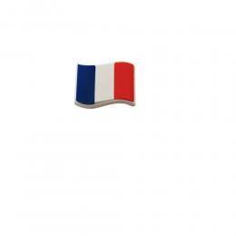 Jibbitz Broche Bandeira France - Crocs