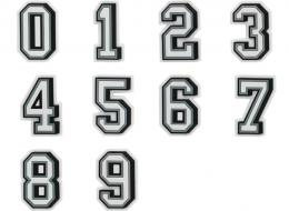 Jibbitz Broche Number - Crocs