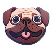 Jibbitz Crocs Pug Face - Original