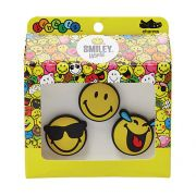 Jibbitz CROCS Smiley Brand Cool 3-Pack