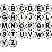 Jibbitz Letras - Crocs - Originais - Unidade