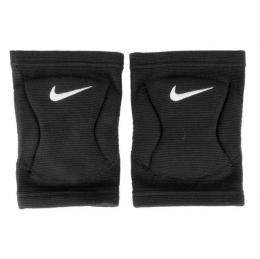 Joelheira de Vôlei Nike Streak - Preta