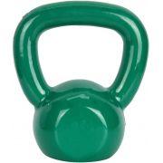 Kettlebell Emborrachado Polimet verde - 4Kg