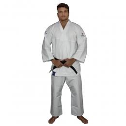 Kimono Aikido Adulto Torah - Branco