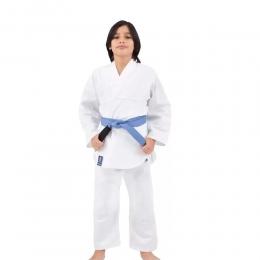 Kimono Aikido Infantil Torah - Branco