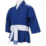 Kimono Infantil Adidas Judo J200E - Azul