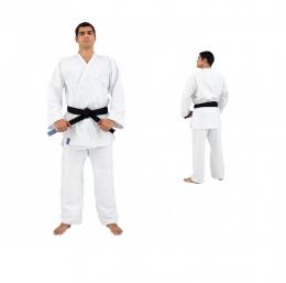 Kimono Iniciante - Judo/Jiu Jitsu - Torah - Branco