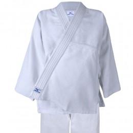Kimono Judo Mizuno Hayato Infantil - Branco