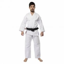 Kimono Karatê Reforçado Branco - Haganah
