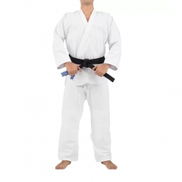 Kimono Torah Reforçado - Judo / Jiu Jitsu Branco - A5