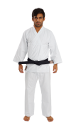 Kimono Reforçado Karatê Branco Haganah  - A5