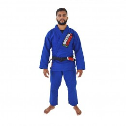 Kimono Starter Brazil Combate - Azul