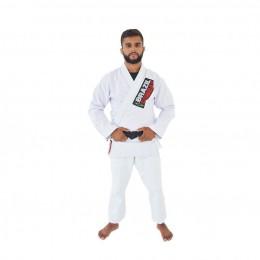 Kimono Starter Brazil Combat - Branco