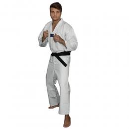 Kimono Torah Dobok Taekwondo Gola Branca - Adulto