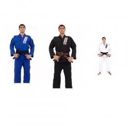 Kimono Trançado Master Jiu Jitsu - Torah - A5
