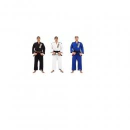 Kimono Trançado Plus Torah  Jiu Jitsu - Adulto