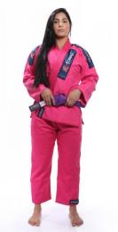 Kimono Trançado Plus Rosa - Torah