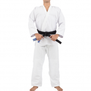 Kimono Trançado Training Judô / Jiu-Jitsu Torah - Branco