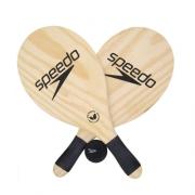 Kit Frescobol Speedo Popular 2 Raquetes + Bola