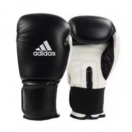 Luva Adidas Boxe Power 100 - Preto/branco
