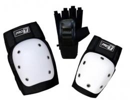 Kit De Proteção Bike Patins S9 Cotoveleira E Joelheira Infantil