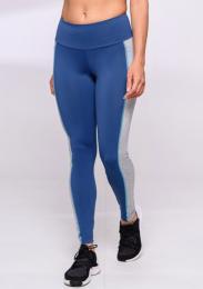 Legging Street - azul/mescla - Authen