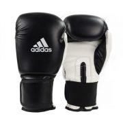 Luva Boxe Adidas Power 100 Preto / Branco
