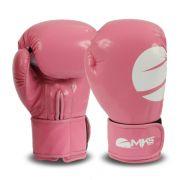 Luva Boxe Athena Mks - Rosa