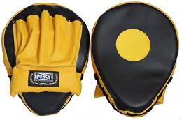 Luva de Foco Punch - amarelo