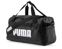 Mala Puma Challenger Duffel P - Preto - Original