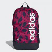 Mochila Adidas Estampada Linear - Pink