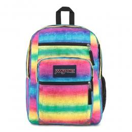Mochila JanSport Big Student Rainbow Sparkle - 34L