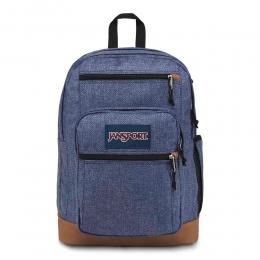 Mochila Jansport Cool Student - Blue Heathered Twill - 34L