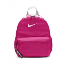 Mochila Nike Brasilia JDI Mini - Rosa 11 Litros
