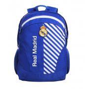 Mochila Real Madrid Azul / Branco - Licenciado