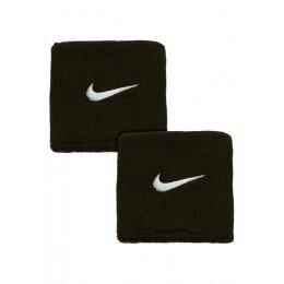 Munhequeira Peq Swoosh Wristband Nike - Preto