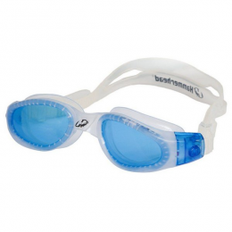 Óculos de Natação Hammerhead Ranger - triathlon - transparente/azul
