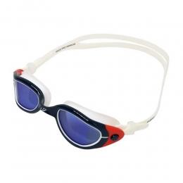 Óculos de Natação Hammerhead wave pro - azul/branco/vermelho