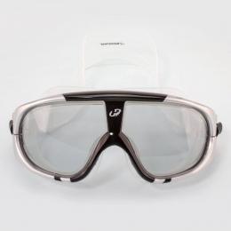 Óculos Natação Hammerhead Triathlon - Preto/Cinza