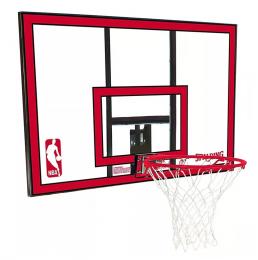 Tabela Quadro de Basquete Spalding NBA 44 Policarbonato